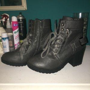 Shoes - Combat boots!
